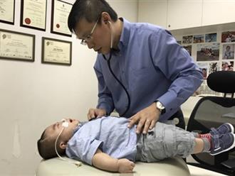 Bé Phạm Đức Lộc: Sau não úng thủy, bác sĩ bắt giảm cân vì có nguy cơ mắc căn bệnh nguy hiểm khác
