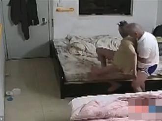 Tin tưởng người giúp việc, con trai phát hiện sự thật đau đớn với cha già của mình khi xem lại camera theo dõi