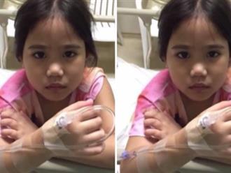 Chơi iPad suốt mùa hè, bé gái 6 tuổi bị động kinh, liệt chân tay