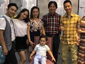 Dù chụp chung cùng nhau, Khánh Thi và mẹ chồng vẫn lộ điểm bất thường thế này
