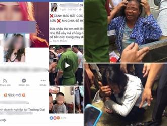 Vụ đánh đập dã man 2 phụ nữ vì nghi bắt cóc: Người tung tin giả là hot girl bán mỹ phẩm