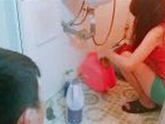 Chồng chờ vợ rửa bát và câu hỏi khiến hội chị em ngưỡng mộ