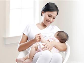 Cách tăng lượng sữa và phục hồi sữa mẹ thật dồi dào để cho con bú