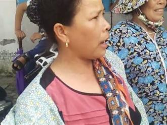 """Vụ cháy 8 người tử vong ở xưởng bánh kẹo Hà Nội: """"Chúng tôi cùng chạy đến cửa nhưng lửa lớn nên nhiều người kẹt lại"""""""