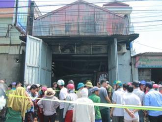 Danh tính 8 người tử vong trong vụ cháy xưởng bánh kẹo ở Hà Nội: Nạn nhân trẻ nhất chỉ 15 tuổi