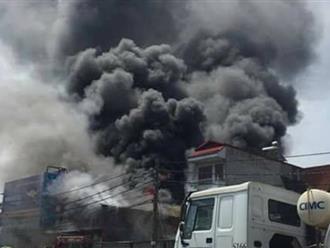Vụ cháy xưởng bánh kẹo khiến 8 người tử vong ở Hà Nội: Do hàn xì làm bắn tia lửa điện vào trần xốp
