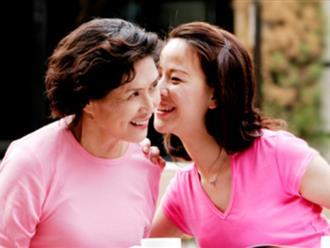 MẸ CHỒNG - NÀNG DÂU nói KHÔNG với mâu thuẫn, yêu thương nhau nhau mẹ đẻ, con ruột nhờ bí quyết sau