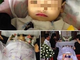 Chỉ vì giận chồng, vợ nhẫn tâm giết con trai rồi tự tử và cái kết khiến ai cũng căm phẫn