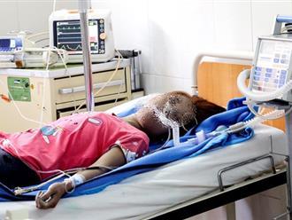 Buồn chuyện gia đình, mẹ ôm con gái 17 tháng tuổi uống thuốc diệt cỏ tự tử