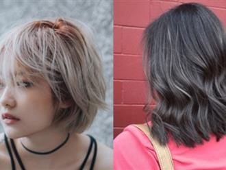4 màu tóc vừa 'chất chơi' vừa tôn làn da trắng sáng giúp hội con gái xinh lung linh khiến ai cũng trầm trồ ghen tị