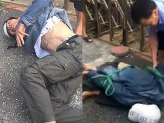Hà Nội: Sự thật đoạn video người đàn ông bị hàng trăm người vây đánh vì nghi bắt cóc trẻ em gần trường học