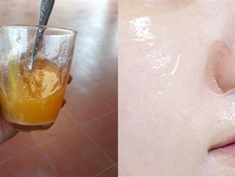 Uống sữa nghệ pha theo tỉ lệ này, chỉ sau 1 tuần da bật tông trắng mịn trẻ ra cả chục tuổi