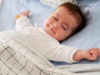 Nguyên nhân khiến trẻ bị khó ngủ và mẹo giúp bé có giấc ngủ ngon mẹ nào cũng cần biết