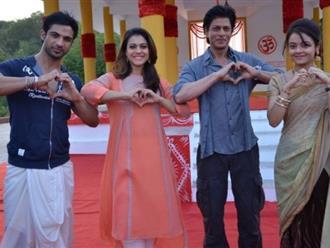 Cặp đôi 'vàng' Ấn Độ xuất hiện trong phim Âm mưu và Tình yêu