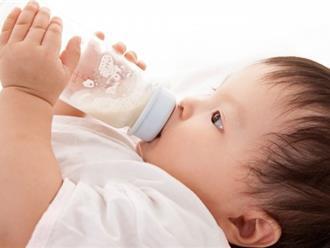 Chuyên gia dinh dưỡng chỉ rõ thứ tự ưu tiên của tất cả các loại sữa dành cho trẻ nhỏ