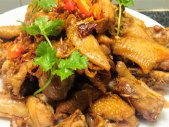 Cách làm gà xào sả ớt thơm ngon lạ miệng đơn giản, hấp dẫn đổi vị cho cả gia đình