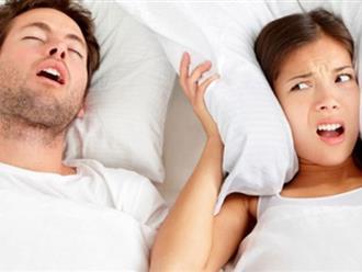 10 triệu chứng không ngờ của chứng ngưng thở khi ngủ