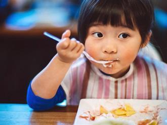 Những kỹ năng mà trẻ 3 tuổi làm được thể hiện bé phát triển tốt