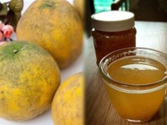 Cốc nước thần giúp giảm mỡ bụng nhanh chóng từ mật ong và bưởi