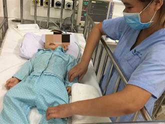 Vụ cháu bé nghi bị bạo hành, bỏ rơi ở bệnh viện: Thêm nhiều thông tin buồn tê tái