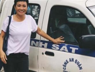 Sao Việt 9/8: Phương Thanh vẫn cười tươi rói dù bị thu xe