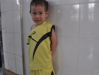 Bé trai 2 tuổi bị bỏ rơi: Hàng xóm xác nhận, gia đình sẽ được mời vào ngày mai