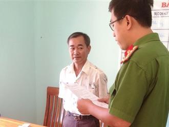 Khởi tố, bắt tạm giam thầy giáo dạy Đạo đức giở trò đồi bại với học sinh tiểu học ở Quảng Nam