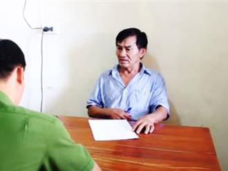 Người đàn ông 56 tuổi bị điều tra tội dâm ô với thiếu nữ