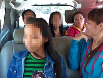 Ba bé gái 'mất tích' ở Bình Dương đi chơi ở An Giang