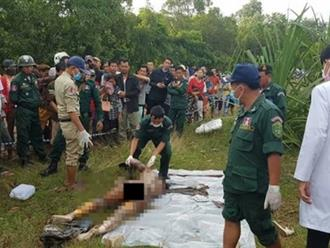 Phát hiện xác mỹ nữ lõa thể dưới sông, nghi bị cưỡng bức tập thể