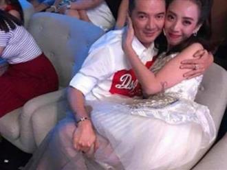 Thu Trang thoải mái ngồi vào lòng Đàm Vĩnh Hưng khiến Tiến Luật 'nổi cơn ghen'