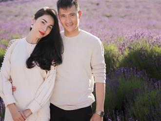 Lần thứ 2 làm diễn viên bất đắc dĩ cho Thủy Tiên: Công Vinh tái khẳng định thương hiệu 'soái ca chiều vợ nhất showbiz'
