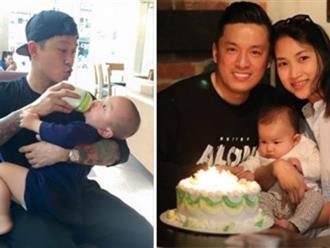 Cũng biết giúp vợ sau sinh con nhưng Lam Trường vẫn thua Tuấn Hưng ở điểm này