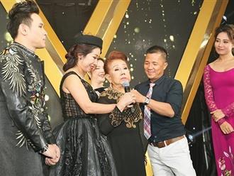 Lý Nhã Kỳ tặng bộ ngọc trai 400 triệu cho mẹ của ca sĩ Nguyên Vũ