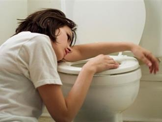 Giải quyết vấn đề thường xuyên đau bụng, đi ngoài sau khi ăn sáng