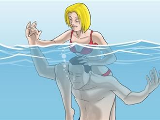 """Yêu dưới nước có """"sướng"""" như bạn tưởng?"""