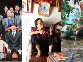 Cuộc sống hạnh phúc của cặp vợ chồng chênh nhau 40 tuổi, 'tán đổ' từ câu nói đùa