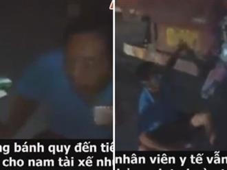 Bị CSGT thổi phạt, tài xế dọa treo cổ tự tử, vờ lên cơn đau tim