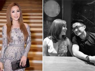 Hé lộ chân dung của bạn trai Hoa hậu Thu Hoài