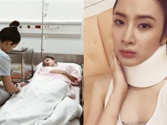 Fan sốc nặng khi biết căn bệnh khiến Angela Phương Trinh bất ngờ nhập viện cấp cứu lúc rạng sáng