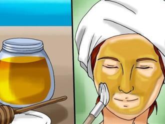 Dùng mật ong theo cách này, da trẻ ra cả chục tuổi và trắng mịn gấp 2 lần uống collagen mỗi ngày