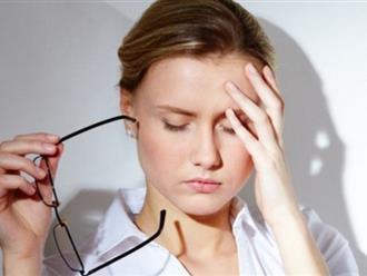 Cảnh báo bệnh tật nguy hiểm qua các kiểu nhức đầu