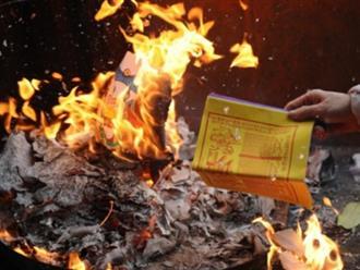 Có hay không việc nên đốt vàng mã vào ngày rằm tháng 7?