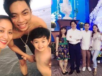 Khánh Thi 'nức nở' vì hành động cực tâm lý của ba mẹ chồng dành cho con trai Kubi
