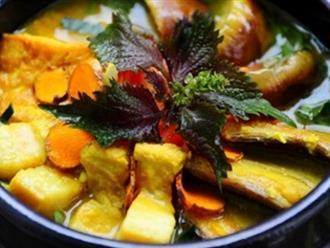 Cách làm món cà bung nấu thịt ba chỉ thơm ngon, lạ miệng, hấp dẫn chiêu đãi cả gia đình