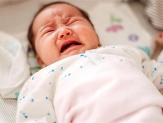 Trẻ nhỏ khóc nhiều về đêm: Bình thường hay bất thường?