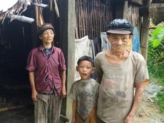 Hoàn cảnh xót xa: Mẹ bị lừa bán sang Trung Quốc, bố biệt tích 6 năm, con 'mồ côi' sống với ông bà nghèo mỗi ngày ăn hột mít thay cơm