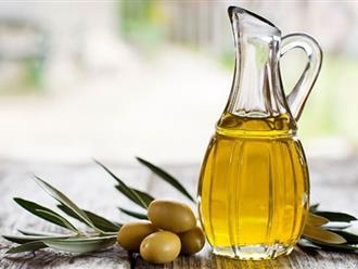 Làm đẹp da nhờn với dầu oliu đâu phải là không thể?