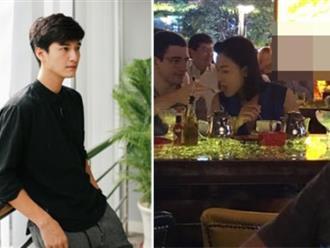 Huỳnh Anh phản ứng bất ngờ khi thấy tình cũ Hoàng Oanh thân mật với trai lạ