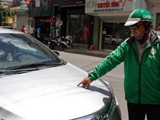 Chủ quán nhậu bị tố gọi người đập 6 ô tô Grab